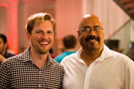 WordPress Co-founders