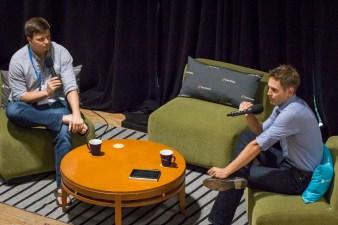 Andrew Youderian & Brian