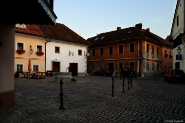 Japleva street - Glavni trg neighborhood / Ulica Japleva - okolice Glavni trg