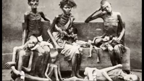 Indian People during Bengal famine, Winston Churchill