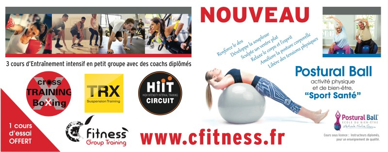 Camille CONDE – C'FITNESS AIGUES-MORTES