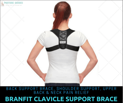 best posture corrector for women by Branfit