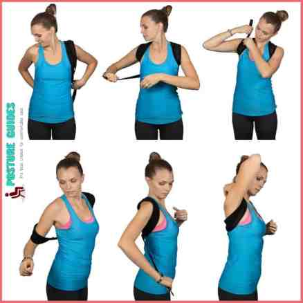 Posture Guides-Posture corrector for women