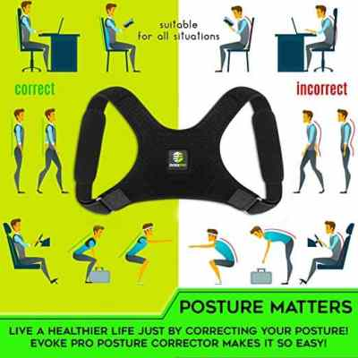 Evoke Pro Back Posture Corrector Review