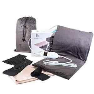 InsiderBlue - Best Heating Pads for Menstrual Cramps (Period), Sore Feet, Legs & Knees