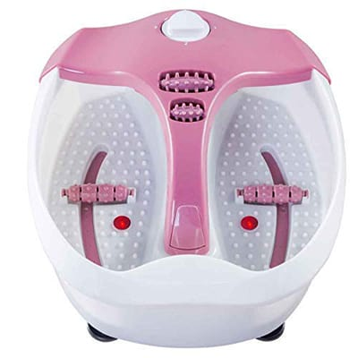 Safeplus Electrical Foot Basin Portable Foot Spa Massager