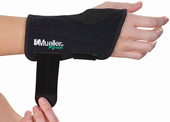 Mueller Green Fitted Best Carpal Tunnel Brace