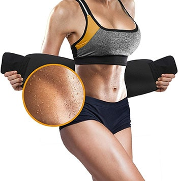 Best waist trimmer: Perfotek Waist Trimmer Belt