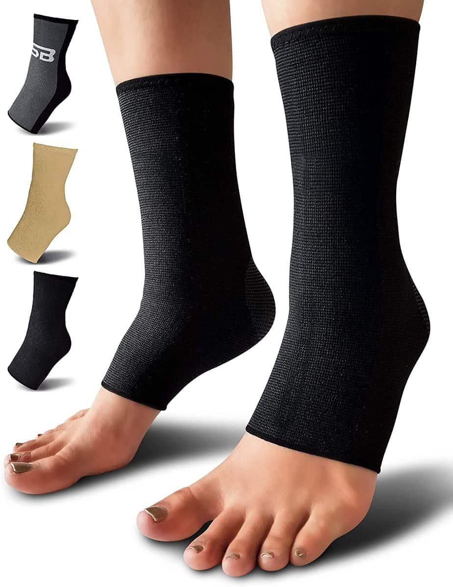 SB SOX Compression Ankle brace