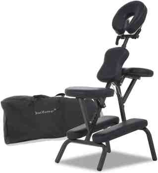 Portable massage chairs for therapy