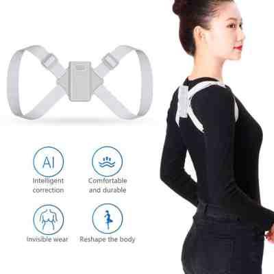 smart back brace posture corrector review