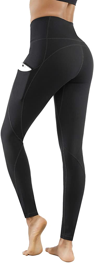Lingswallow High Waist Compression Pants