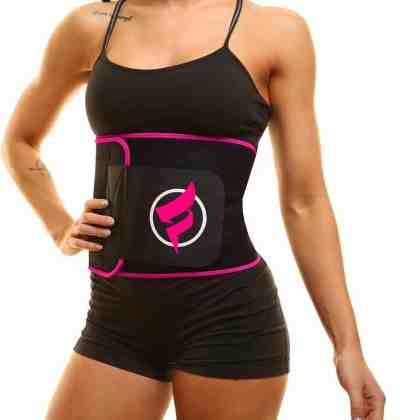 waist trainer and slimming belt