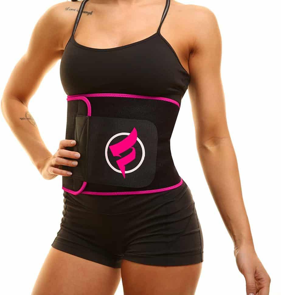 Fitru waist trainer and slimming belt