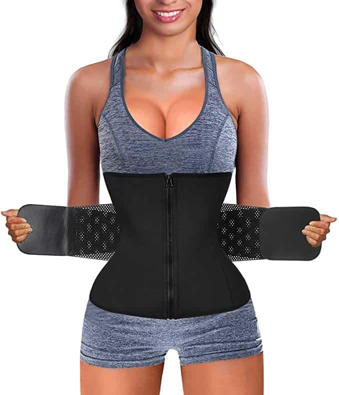 Nebility Women Waist Trainer Belt