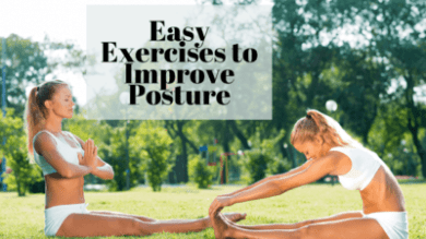 easy exercise to improve posture