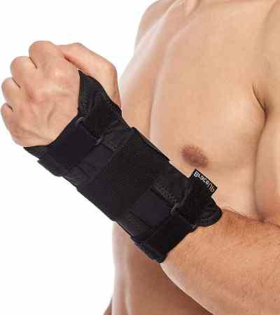 BraceUP Wrist Stabilizing Support Brace - Best Wrist Brace