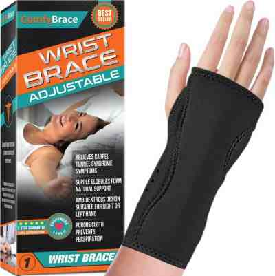 ComfyBrace-Sleep Support Wrist Brace
