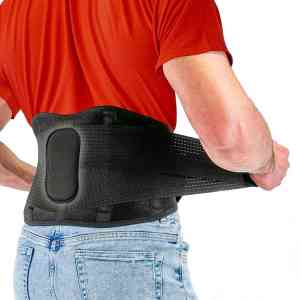 FITGAME Lower Back Brace