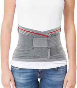 ORTONYX Breathable Back Brace