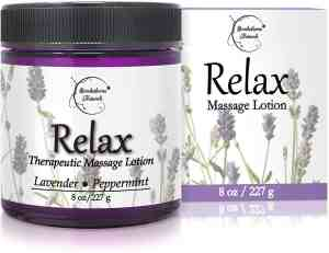 best massage lotions