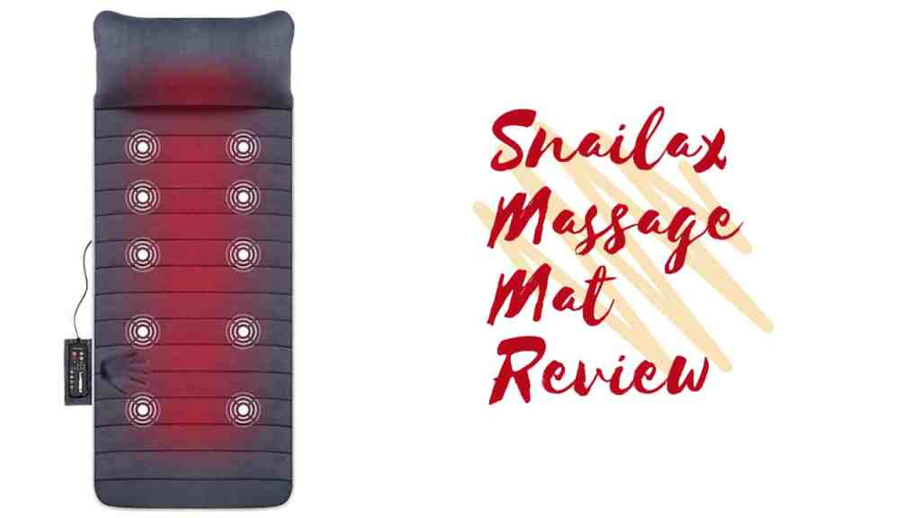 Snailax Massage Mat Review 2020