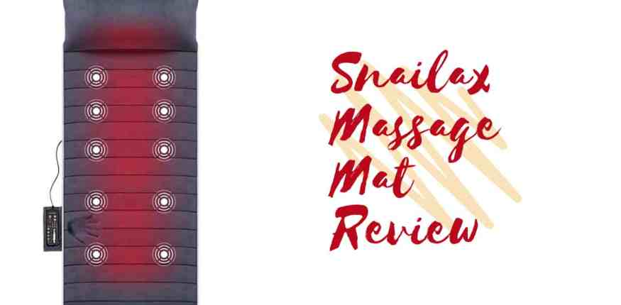 Snailax Massage Mat Review