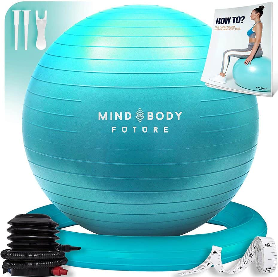 Exercise Ball Chair Yoga Ball & Stability Ring