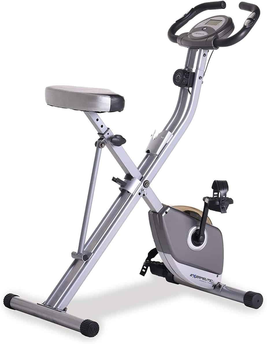 Exerpeutic Folding Magnetic Bike