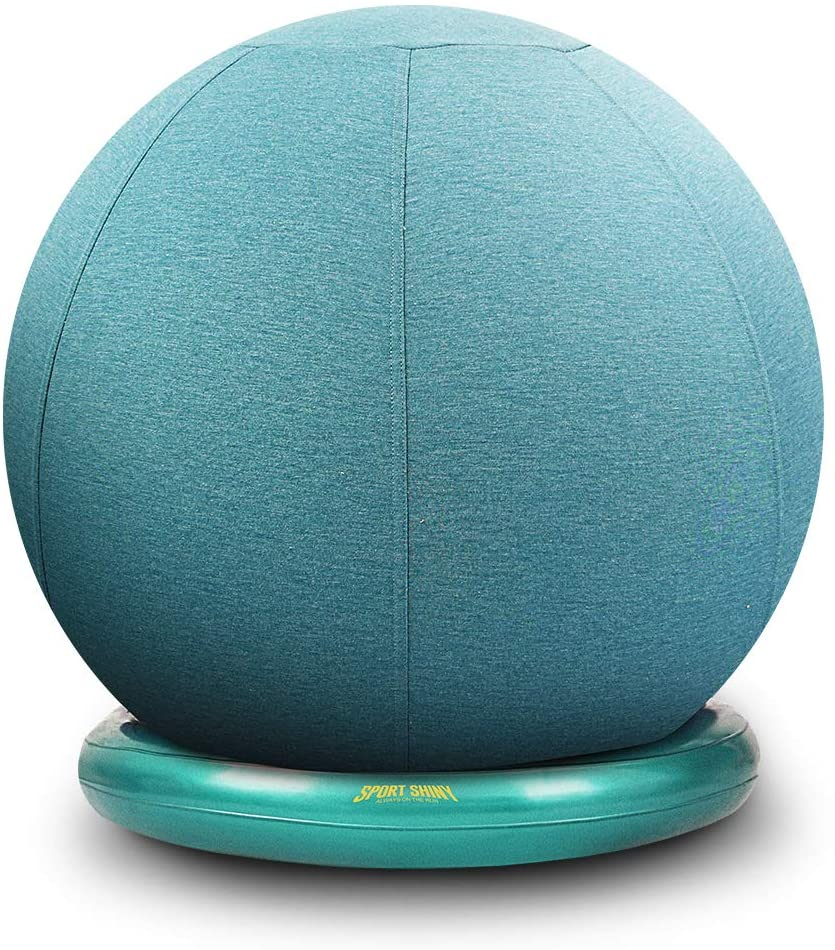 SportShiny Pro Balance Ball Chair