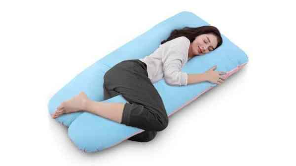 best sleeping position for neck pain