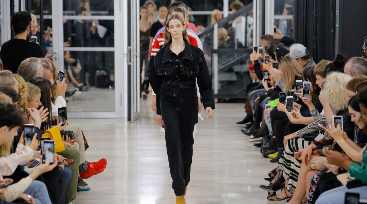 Y-PROJECT FEMME SS18