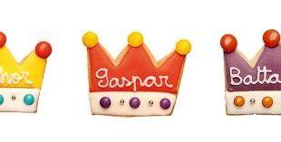 Coronas de los Reyes Magos