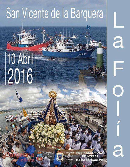 Cartel La Folía 2016