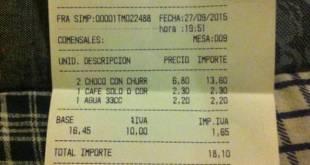 La Churrería (Comillas) vía @ofcadenas