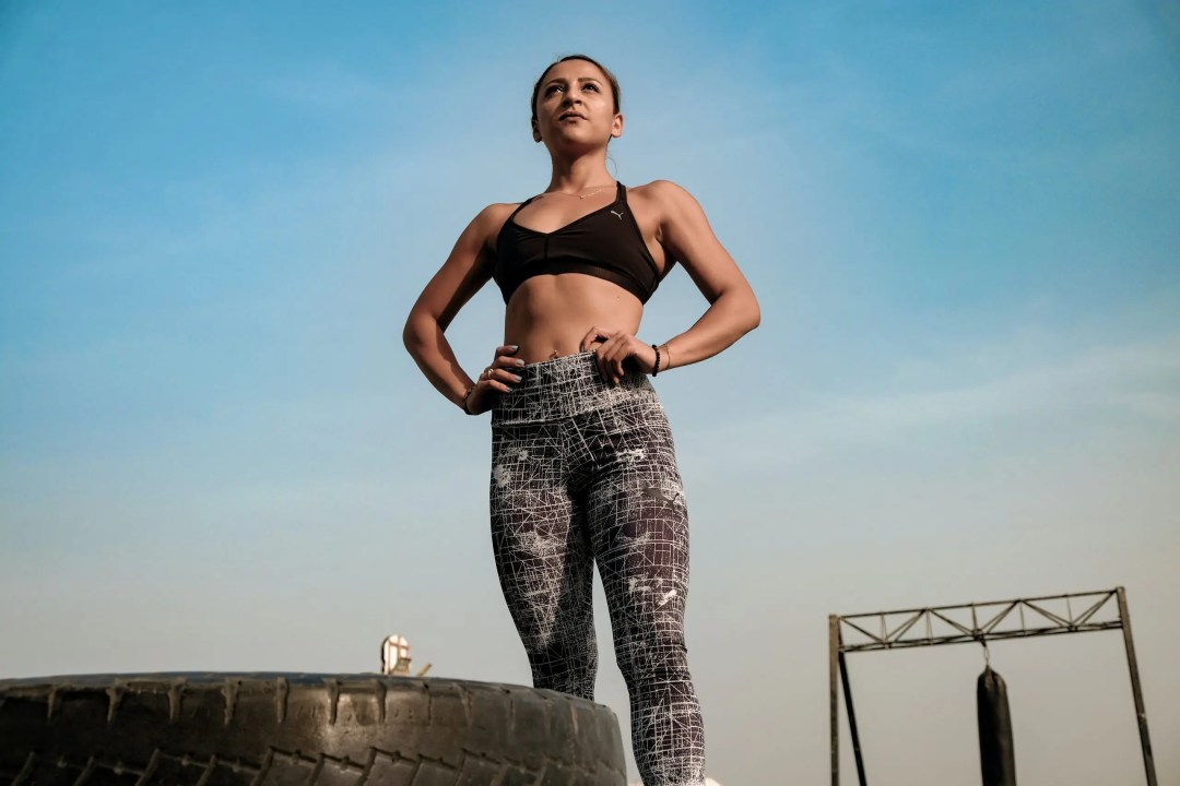 can crossfit help posture