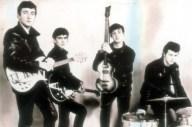 Beatles (John Lennon, Paul McCartney, George Harrison şi Pete Best , înlocuit ulterior de Ringo Starr)