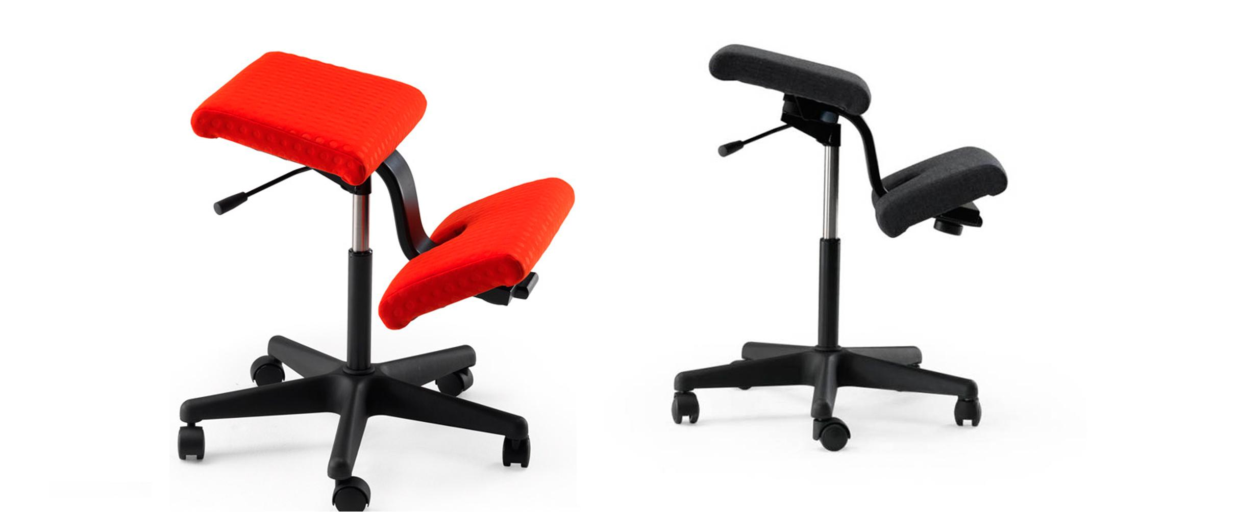 Desk Chair Ball Are Kneeling Chairs Actually Good For You Posturite Blog