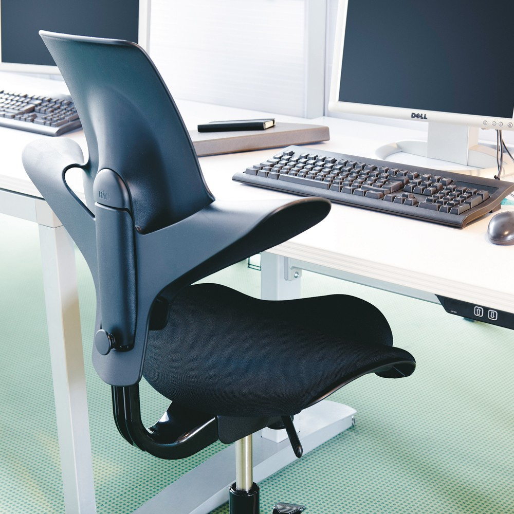 Keyboard Chair HÅg Capisco Puls 8020 Ergonomic Office Chair