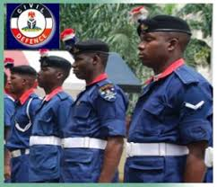 Nigerian security and civil defence Corps recruitment 2019/2020