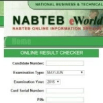 NABTEB Timetable 2019/2020 For May/June Examinations|Download PDF