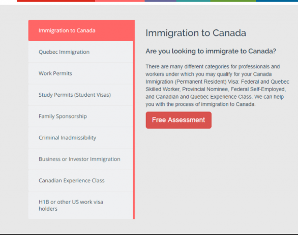 Canadian Visa Lottery Application Form | How to Apply for Canadian Visa Lottery – www.canadavisa.com