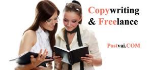 Copywriting freelance
