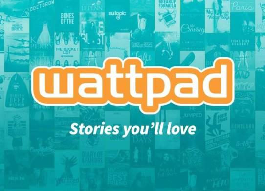 aplikasi wattpad