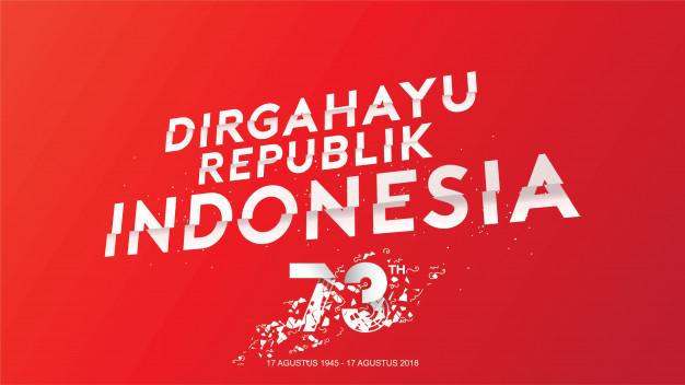 kemerdekaan indonesia 73