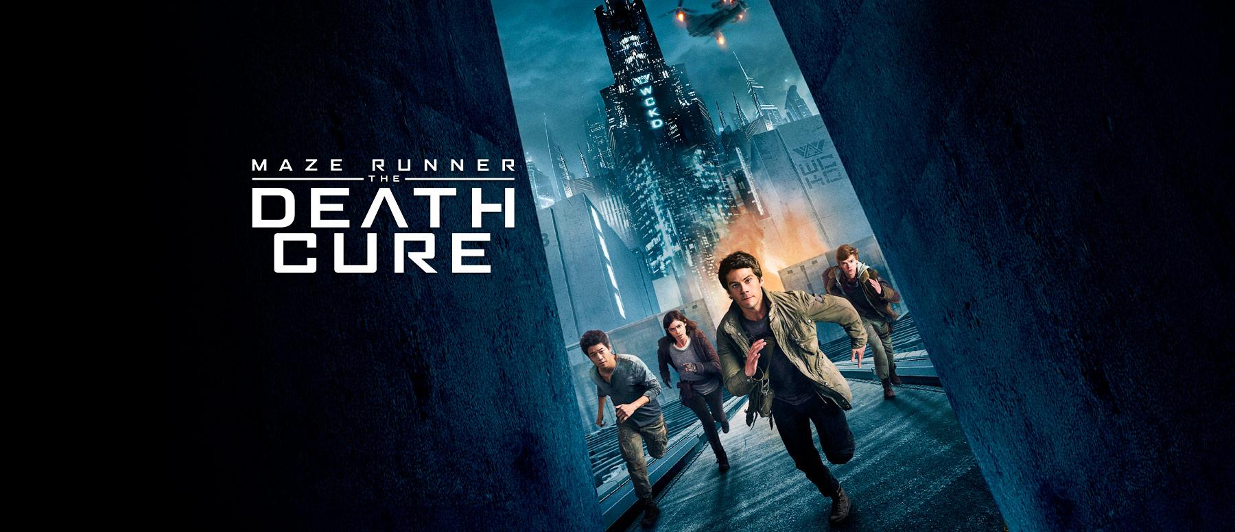 review novel film maze runner 3