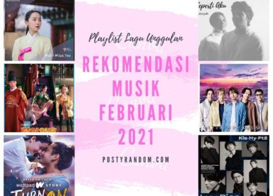 musik februari 2021