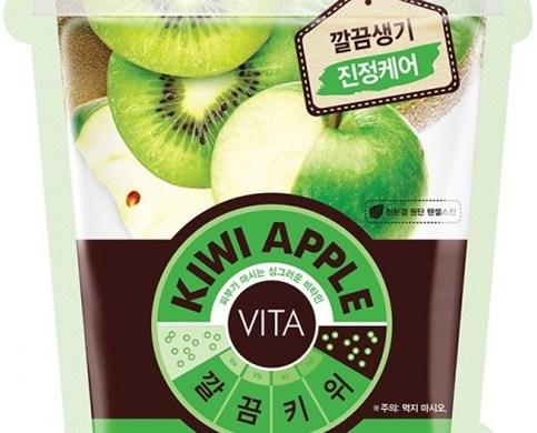 Masker Mediheal Kiwi Apple Vita Ade Mask