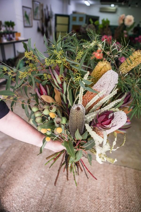 Australiana Posy & Twine Florist