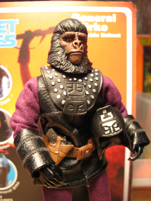 Sandy Collora S Custom Apes Mego Figures